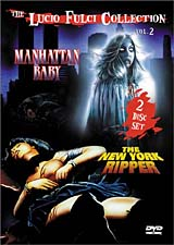 The Lucio Fulci Collection Volume 2 (Manhattan Baby/The New York Ripper) Формат: 2 DVD (NTSC) (Box set) Дистрибьютор: Anchor Bay Entertainment Региональный код: 1 Звуковые дорожки: Английский Dolby инфо 8941n.