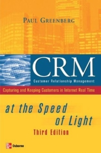 CRM at the Speed of Light, 3e 2004 г ISBN 0072231734 инфо 11559n.