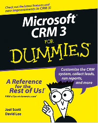 Microsoft CRM 3 For Dummies (For Dummies (Computer/Tech)) 2006 г Мягкая обложка, 408 стр ISBN 0471799459 инфо 11569n.