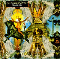 "Earth, Wind & Fire Millennium Fire"" ""Earth Wind & Fire"" инфо 1219h."
